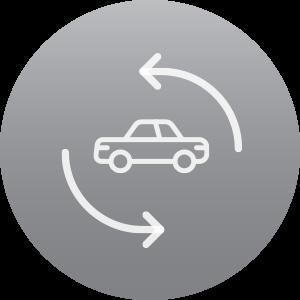 Auto Loan Refinance Icon